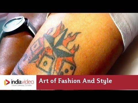 Tattooing in Darjeeling