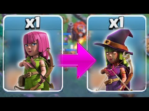 SCARY ARCHER ATTACK!! | clash of clans | THANKS GIVING RAIDS