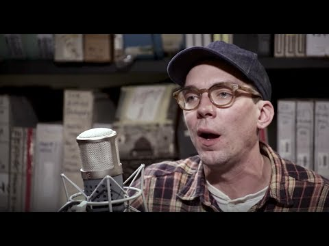 Justin Townes Earle - Trouble Is - 4/18/2017 - Paste Studios, New York, NY