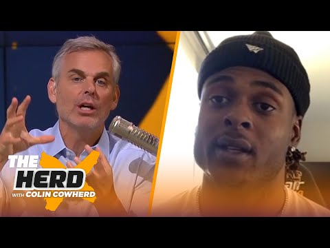 Davante Adams shares his reaction to Aaron Rodgers' frustration with Packers   NFL   THE HERD