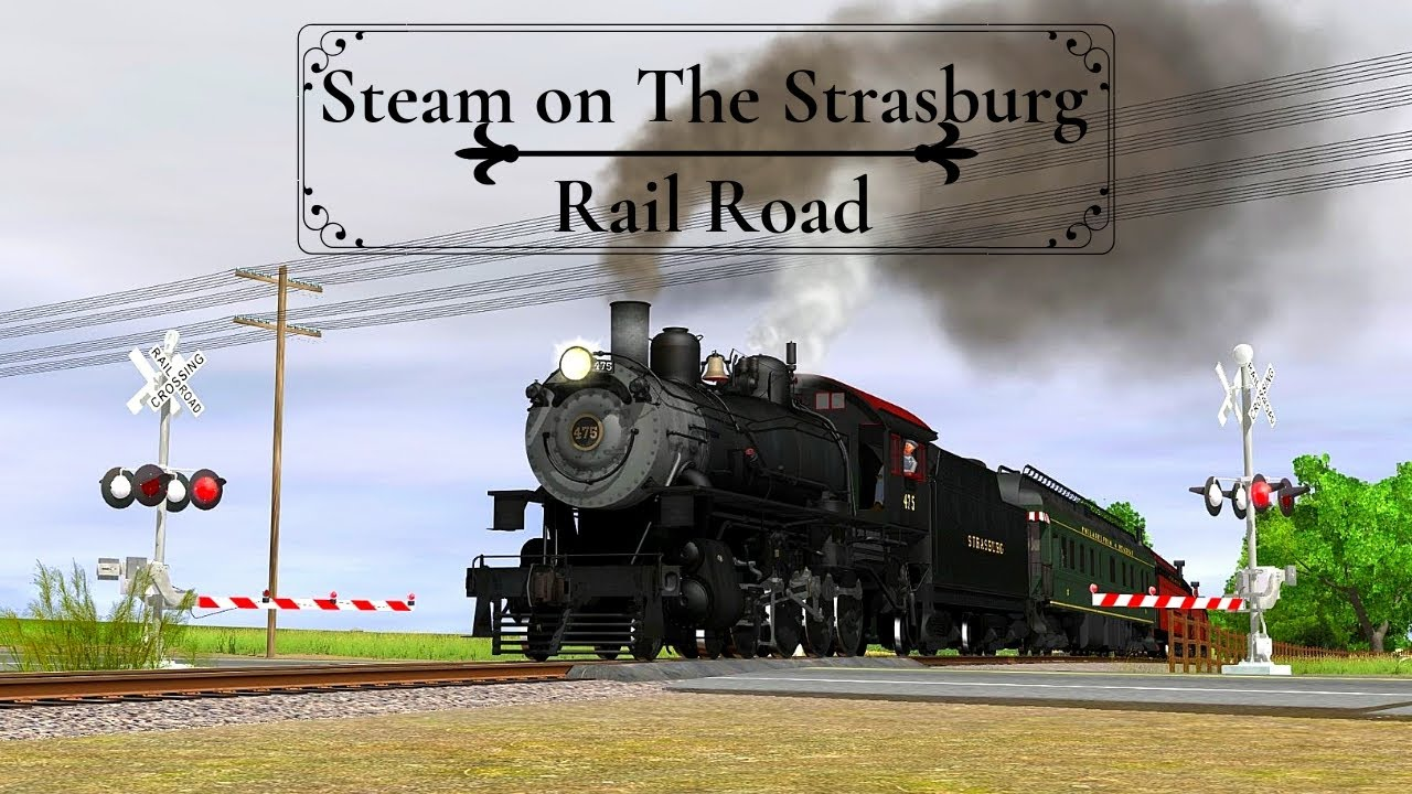 shop strasburg rail road