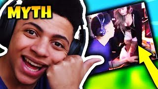 MYTH REVEALS HIS FEMALE MANAGER | Fortnite Daily Funny Moments Ep.74
