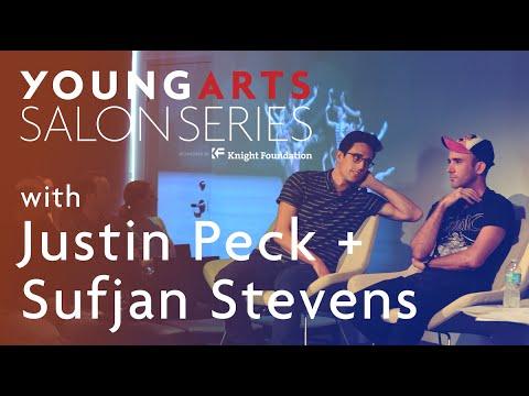 YoungArts Salon with Sufjan Stevens + Justin Peck