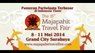 Majapahit Travel Fair 2014