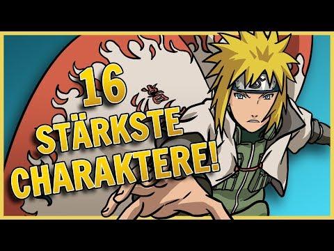 Die 16 Stärksten Charaktere Aus Naruto Shippuuden! | SerienReviewer