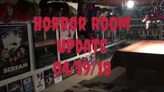 Horror collection update 04/19/18