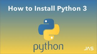 How to install Python 3 8 | Mac OS X