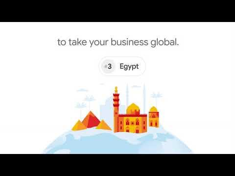 Google Market Finder — Dmitrij Paškevič