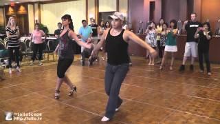 Rico & Tatiana Couple Styling for Salsa(LA)