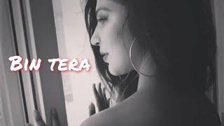 Bin Tere ||official song ||Naman sagar ||Arpit vaid ||Siya singh ||latest song 2018