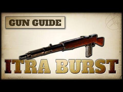 ITRA Burst Stats & Best Class Setups | CoD WW2 Gun Guide #31