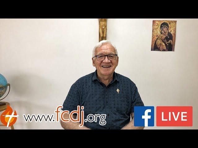 Facebook Live 13/06/2019 - La terre se renouvelle pour accueillir Jésus.