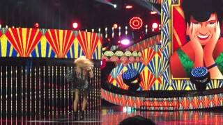 Tributo a Celia Cruz en los Latin American Music Awards