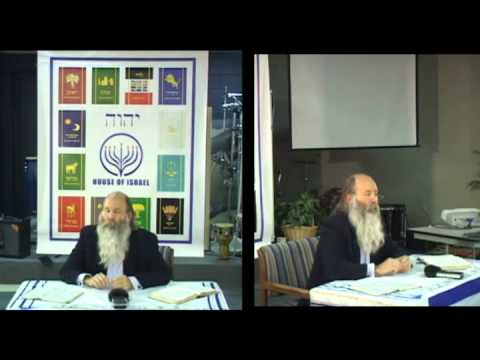 A Introduction to the Book of Hebrews by Michael Rood @ House of Israel  Charlotte NC