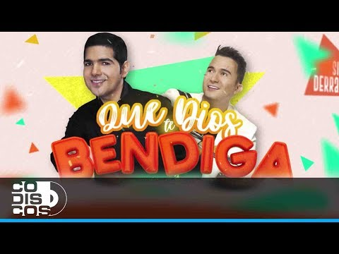 Que Dios Te Bendiga, Peter Manjarrés y Sergio Luis Rodríguez - Video Letra