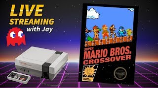 Super Mario Bros. Crossover (Flash) - Mega Man Meet Mario - Live Streamin