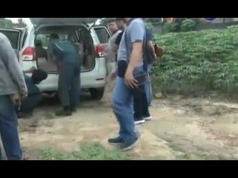 BNN Sita Puluhan Kilogram Sabu dari Minibus di Tulang Bawang