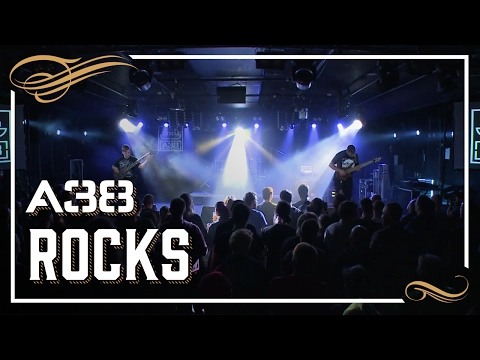 Modern Day Babylon - Water drops // Live 2016 // A38 Rocks
