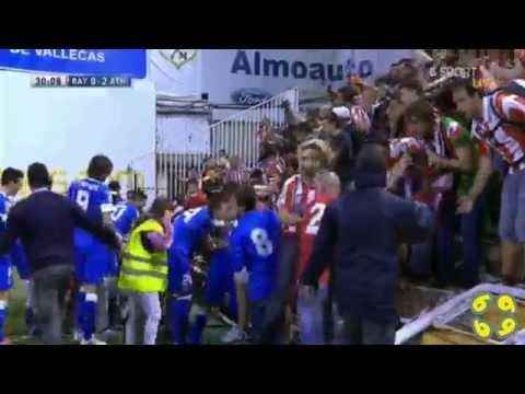 Oscar de Marcos Goal ( Rayo Vallacano 0-2 Athletic Bilbao ) 02/05/2014 HD