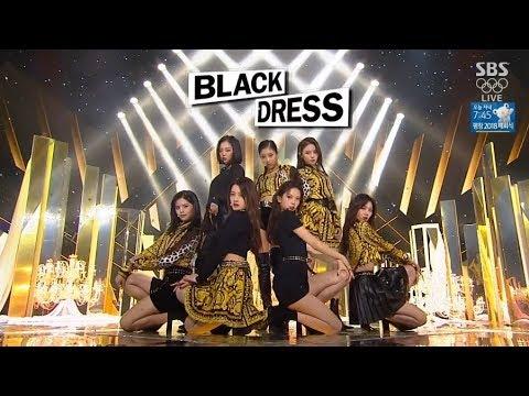 [YC Gallery] CLC_BALCK DRESS_교차편집♡(STAGE MIX)