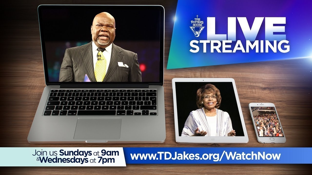 TD Jakes (LIVE) 1/6/2019 The Potter's House live streaming Jan 6, 2019 -  YouTube