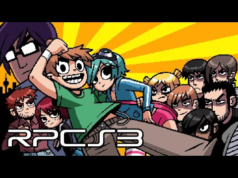 RPCS3 - Scott Pilgrim now Playable online!