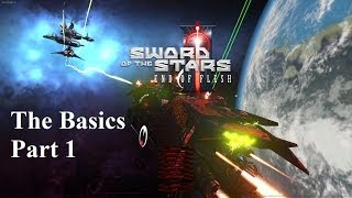 Sword of the Star 2 The Basics Playthrough Part1