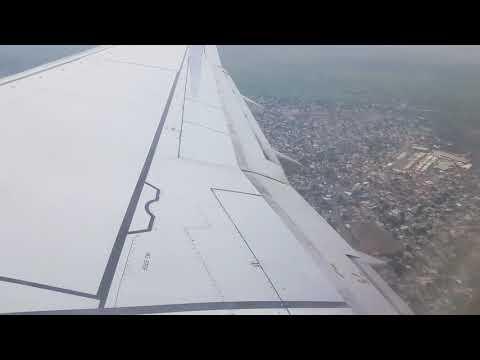 FLYDUBAI décolage de Kinshasa