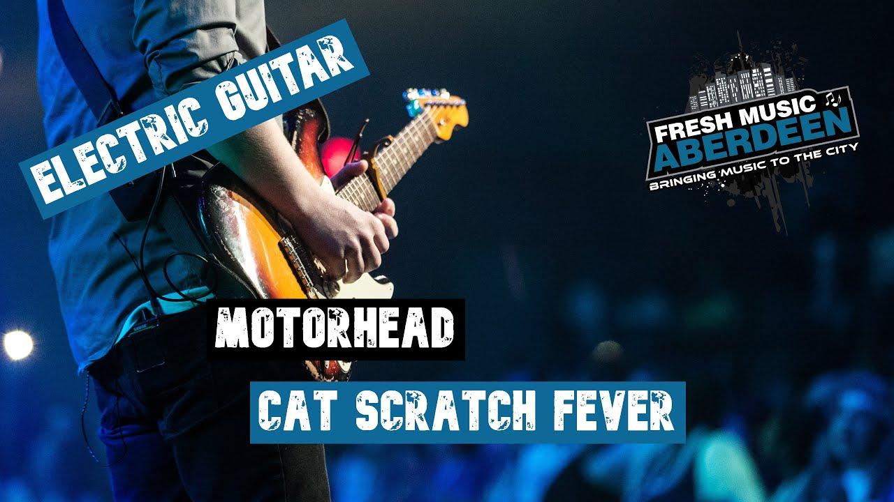 Motorhead - Cat Scratch Fever || Guitar Play Along TAB