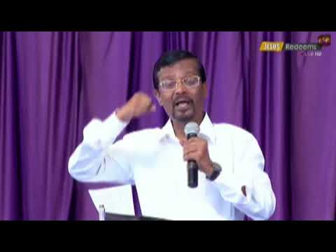 To win Satan, be sinless in Personal life - Bro. Vincent Selvakumar