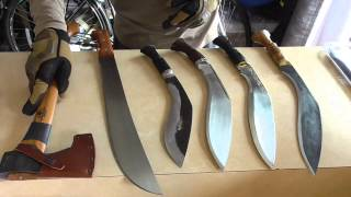 Nepal's Kukri Manufacturers: The Best & The Worst