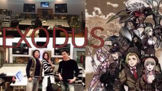 """『EXODUS』Lyrics 〜""""ランページランドランカーズ""""テーマ曲〜【CHRIS ITO/伊藤クリス】"""