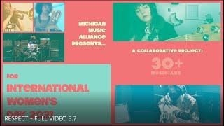 Michigan Music Alliance Presents: R.E.S.P.E.C.T. - International Women's Day 2021