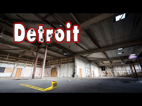 Top 10 worst neighborhoods in Detroit. Motor City gets a list.