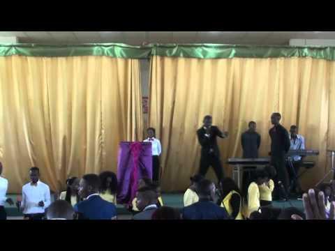 Fredrick Kaluluma - Walking in the realm of God