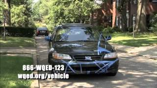 Donate Your Vehicle to WQED