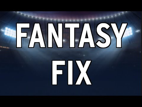 Fantasy Fix: Don't Give Up On LeSean McCoy, Le'Veon Bell