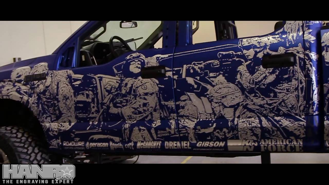 Hanro Studios Engraving Freedomblues By Royalpics602