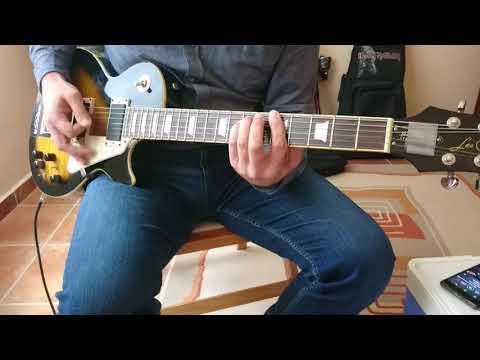 Erkin Koray - Akrebin Gözleri - gitar cover
