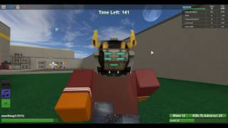 ZOMBIE RUSH ROBLOX PART2