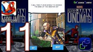 Spider-Man Unlimited Android Walkthrough - Part 11 - Issue 3: Danger High Voltage