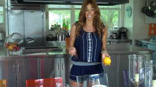 Kelly Killoren Bensimon's six day food fix.