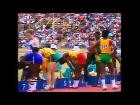 Ohene Karikari once fastest man in Africa, wins medal for Ghana
