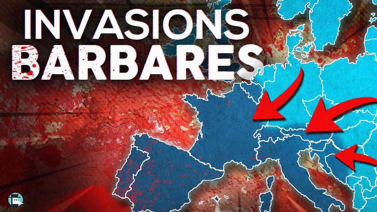 Les invasions barbares, un mythe ?