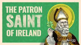 A Brief History of St. Patrick's Day Top 10 Video