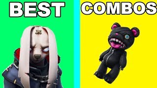 NEW NITEHARE + BACKBLING COMBOS! | Best BackBling Skin Combos | Fortnite Battle Royale Season 8