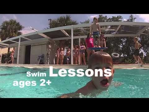Swim Lessons Start Soon At The Apollo Beach Racquet And Fitness Club