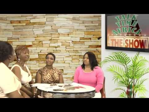 "Talk Time Africa with ""A fashion affair"""