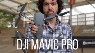 DJI Mavic Pro - 5 důvodů, proč ho používám