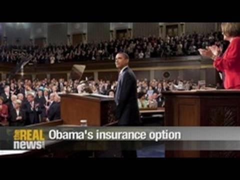 Obama's insurance option